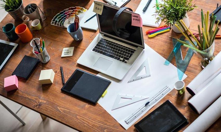 хаос на рабочем столе